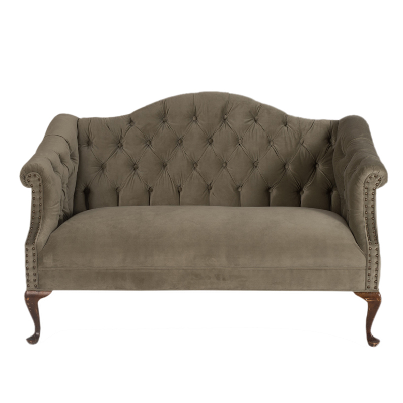 Pacey Sage Settee