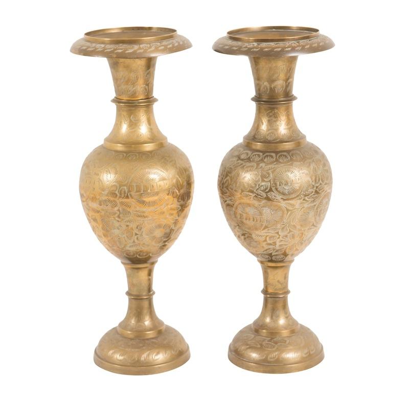 Ambosia Gold Vases
