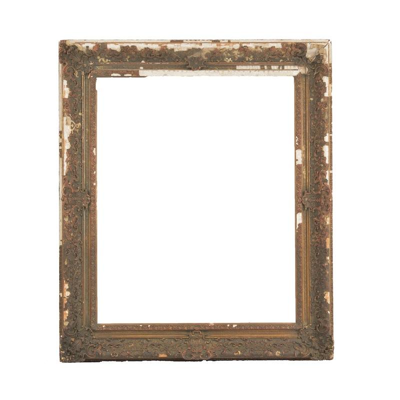 Roman Distressed Frame