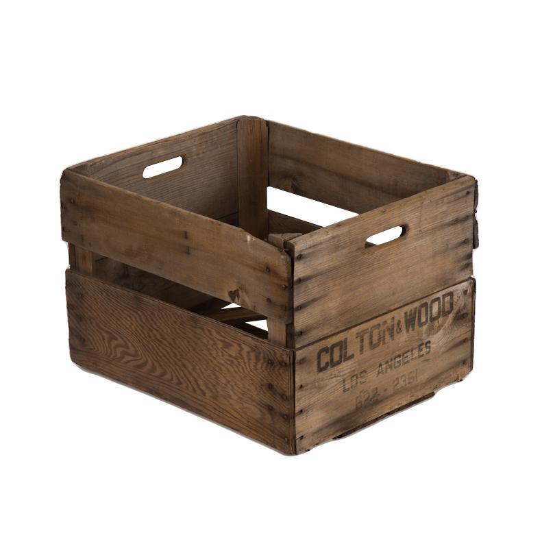 Colton Crates
