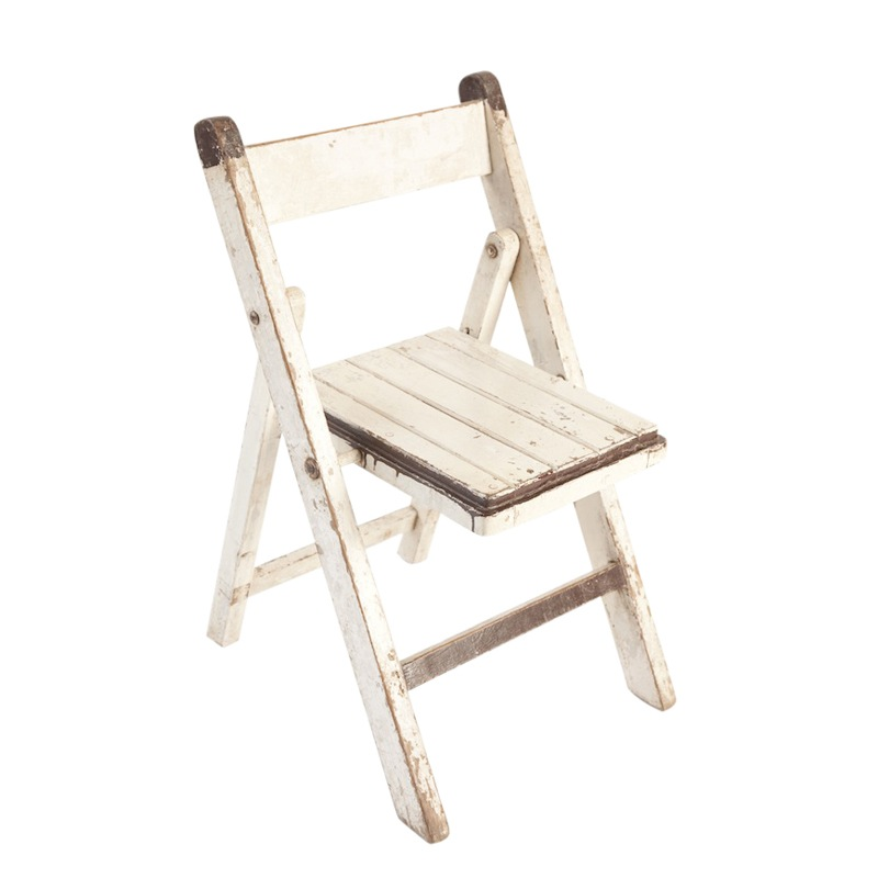 Hardy White Folding Chairs