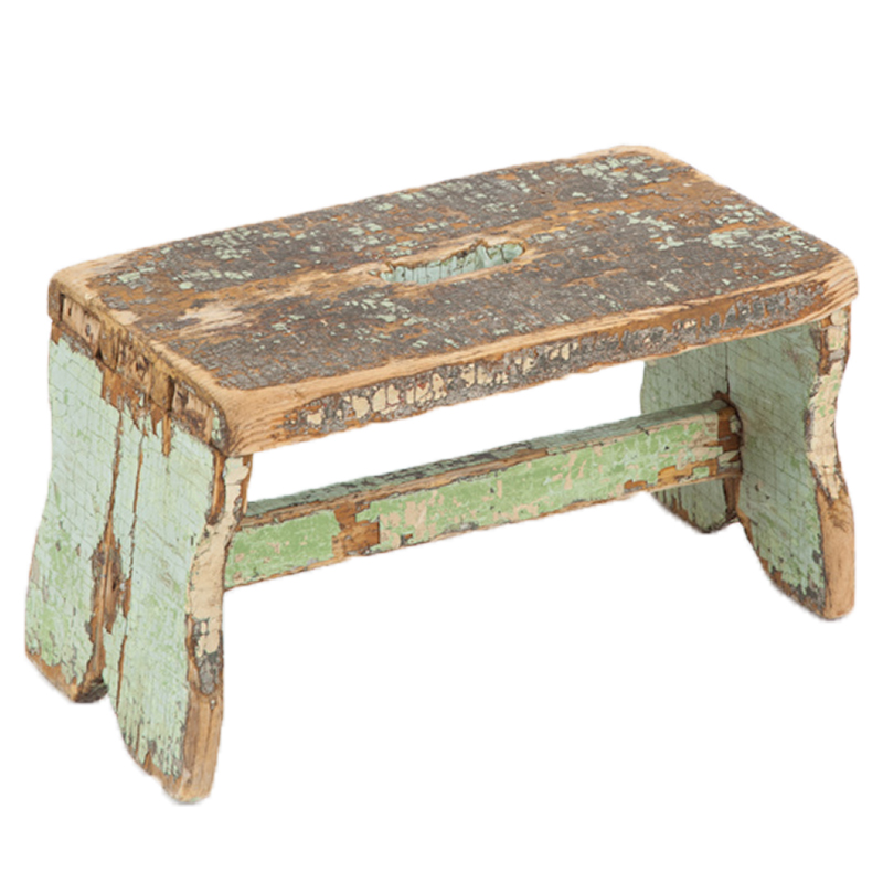 Ashby Green Stool