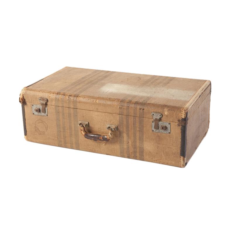 Tallahassee Tan Suitcase