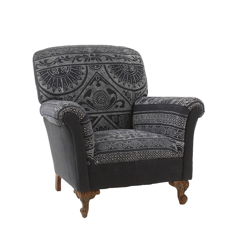 Juniper Indigo Chair