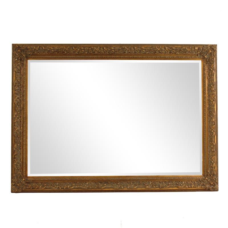 Anastasia Large Ornate Mirror