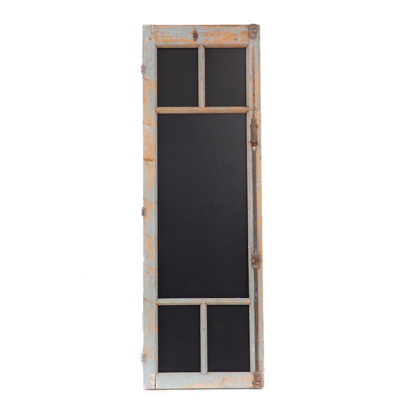 Orwell Chalkboard Window