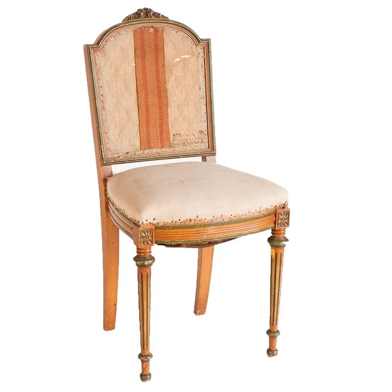 Stewart Deconstructed Chair