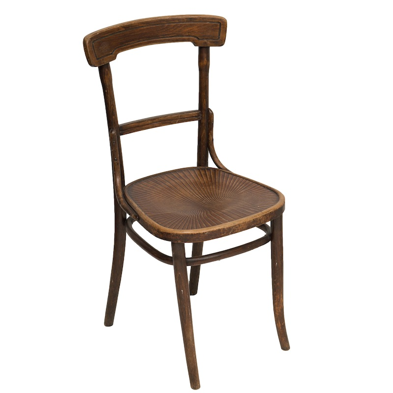 Tysel Wooden Chair