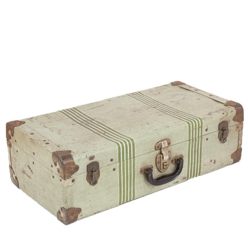 Bradbury Green Suitcase
