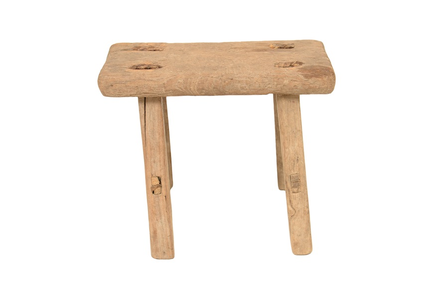 Gunther Wooden Stool