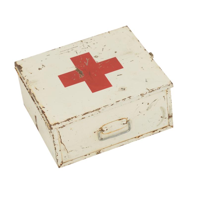 Crest First Aid Box