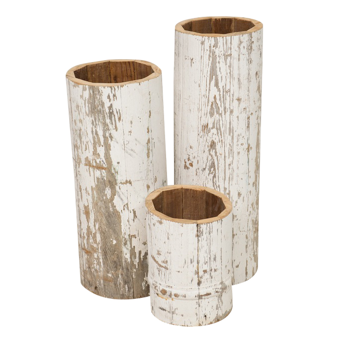 Corta Wooden Vessels (set of 3)