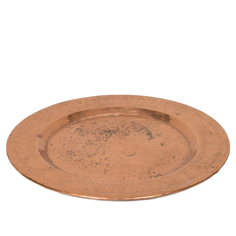 Chile Copper Tray