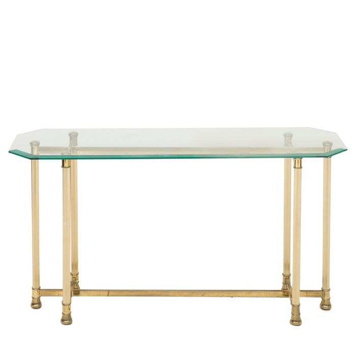 Quartz Console Table