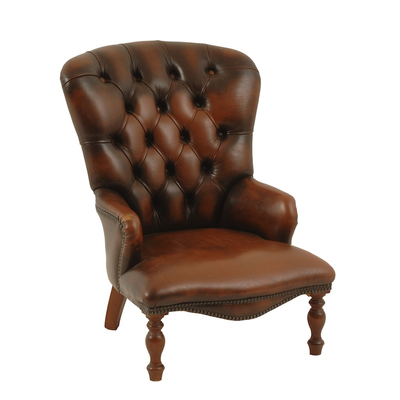 Alameda Leather Chair