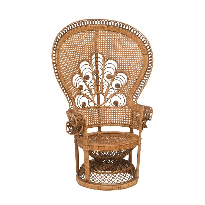 Garcia Peacock Chair