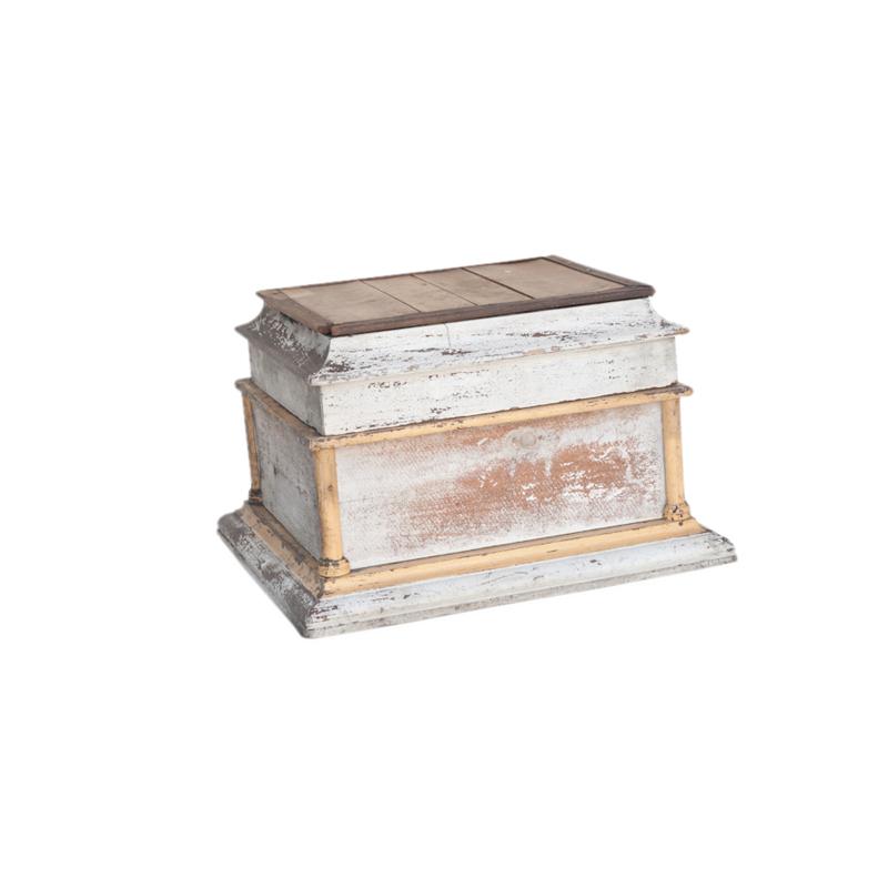 Benson White Box