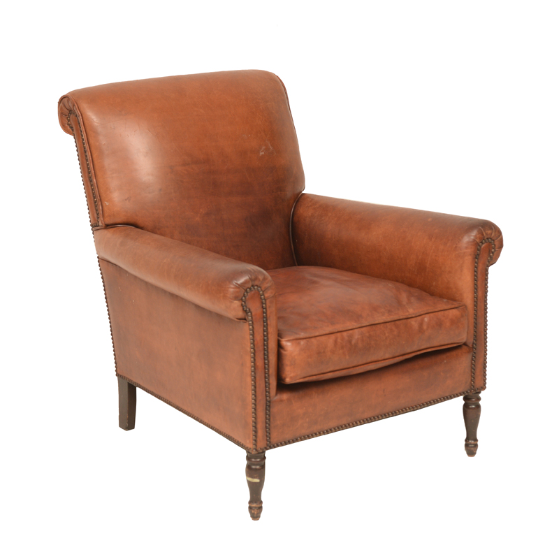 Franco Leather Chairs