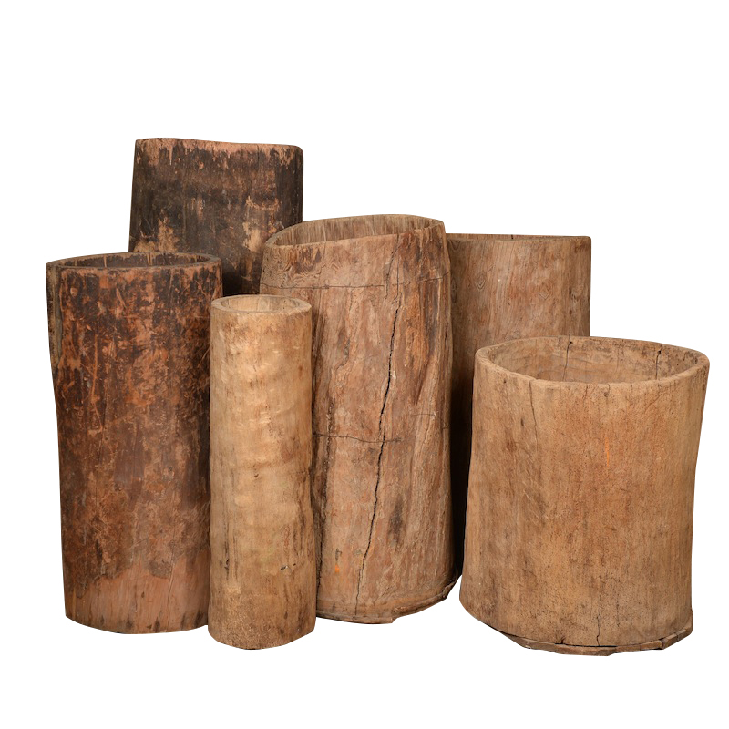 Grand Martuska Tree Stumps (set of 3)