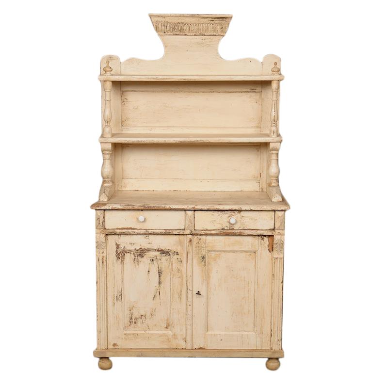 Amalia White Cabinet