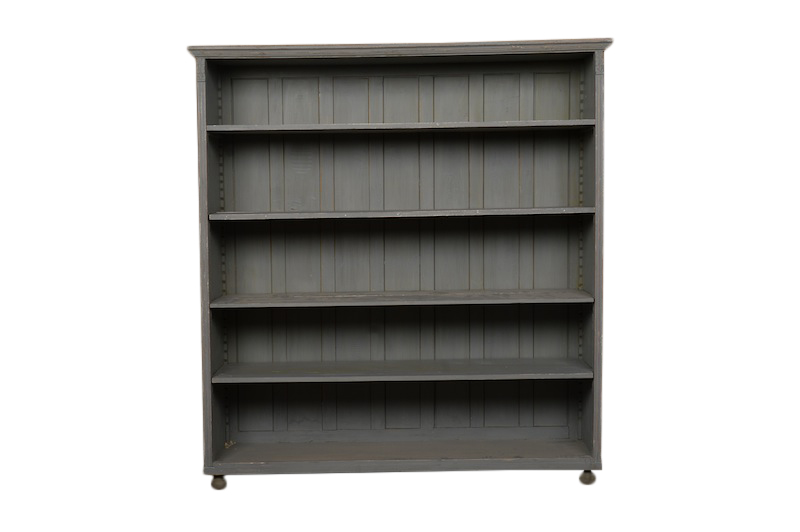 Bianka Grey Shelves