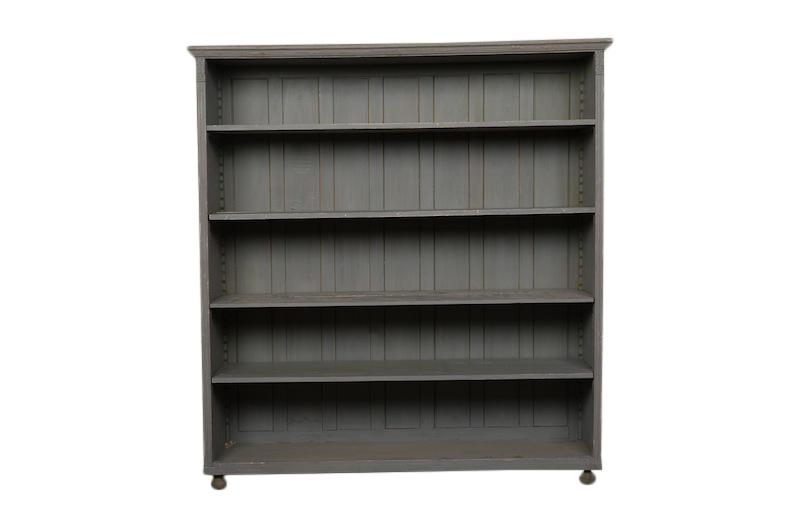 Bianka Grey Shelves