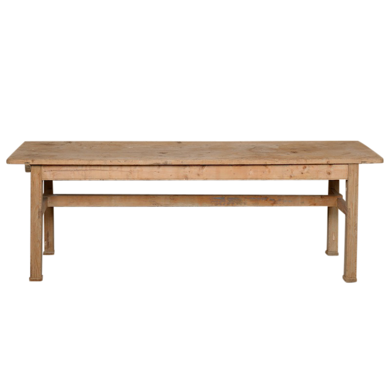 Budapest Wood Table