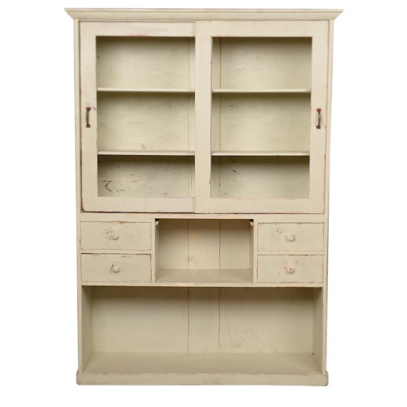 Jozsi Cream Cabinet