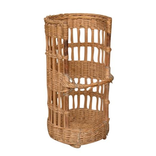 Petite Verdun Standing Basket