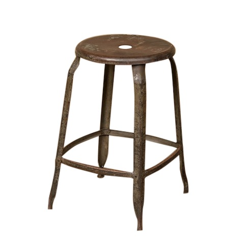 Gauger Industrial Stool