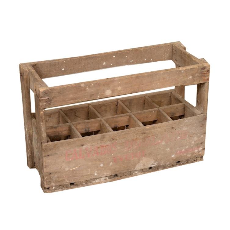 Hugo Wine Crate