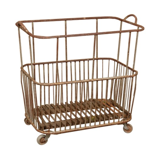 Pausha Metal Cart