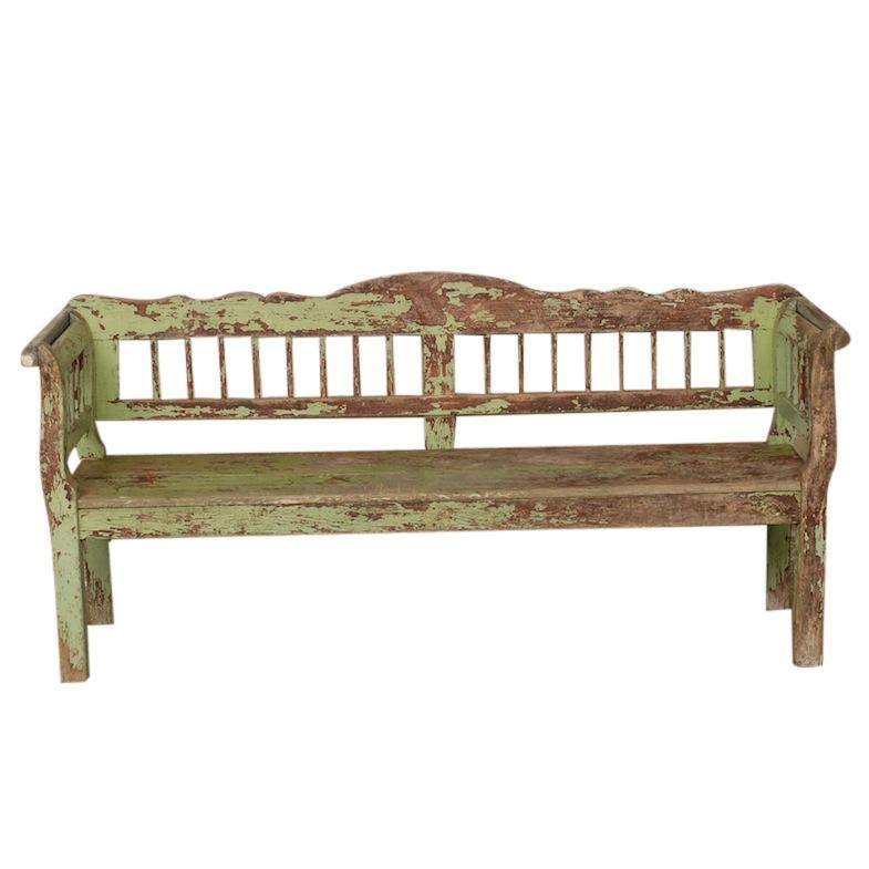 Asteron Green Bench