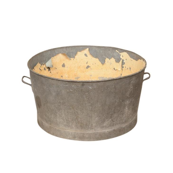 Lannes Metal Bucket