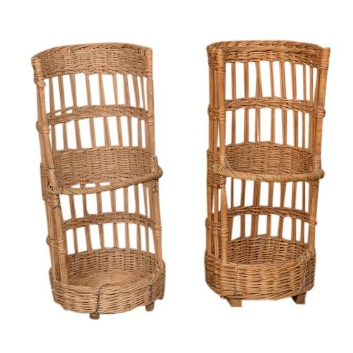 Verdun Standing Baskets