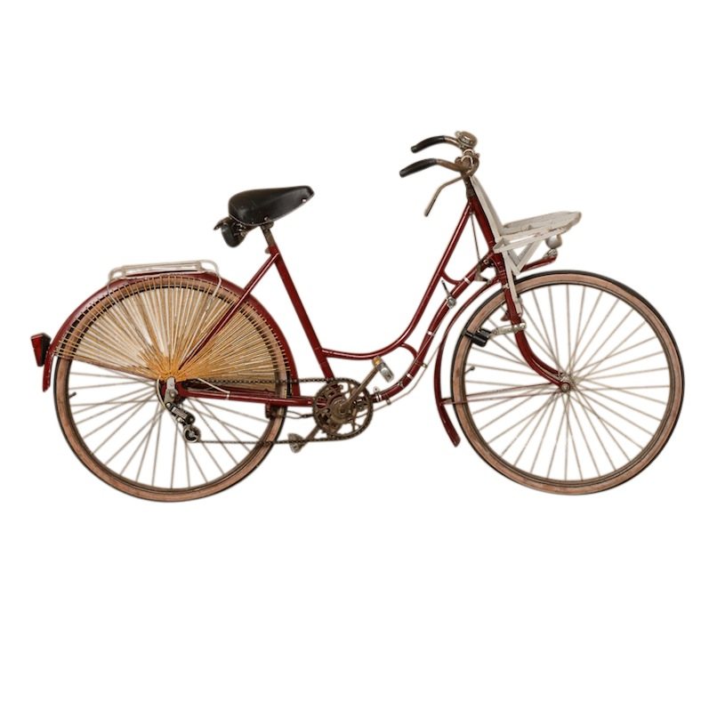 Casey Red Bicycle