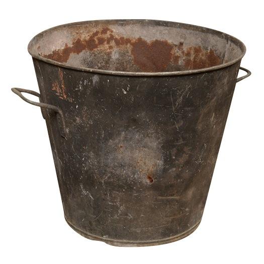 Rimbaud Black Bucket