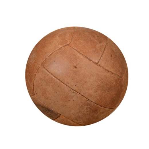 Trenet Leather Ball