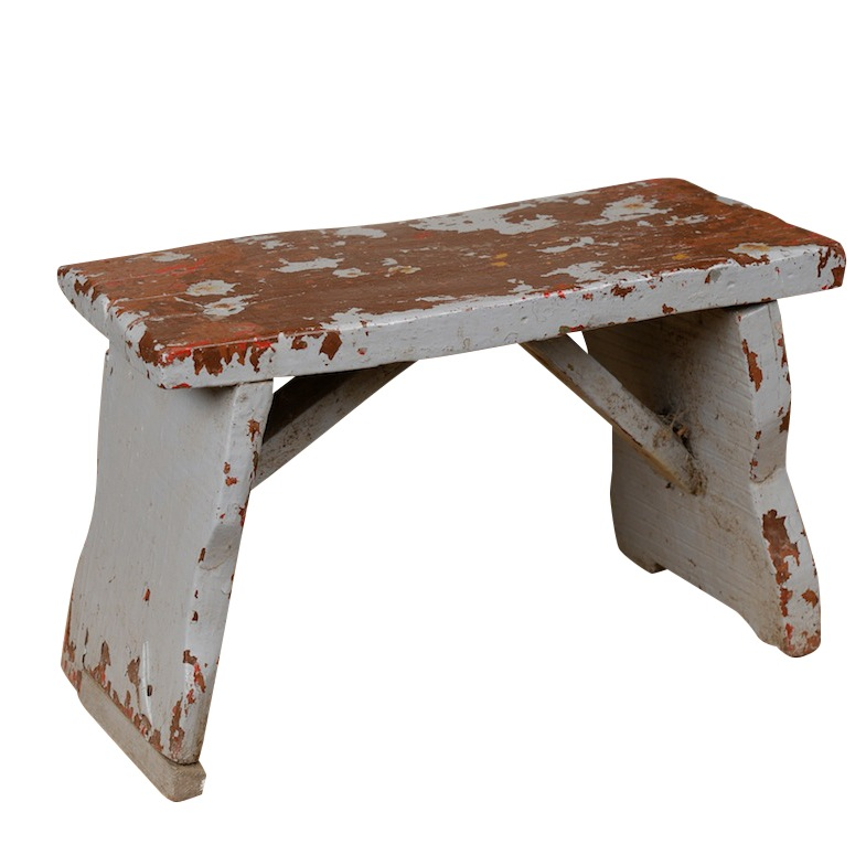 bijou blue stool