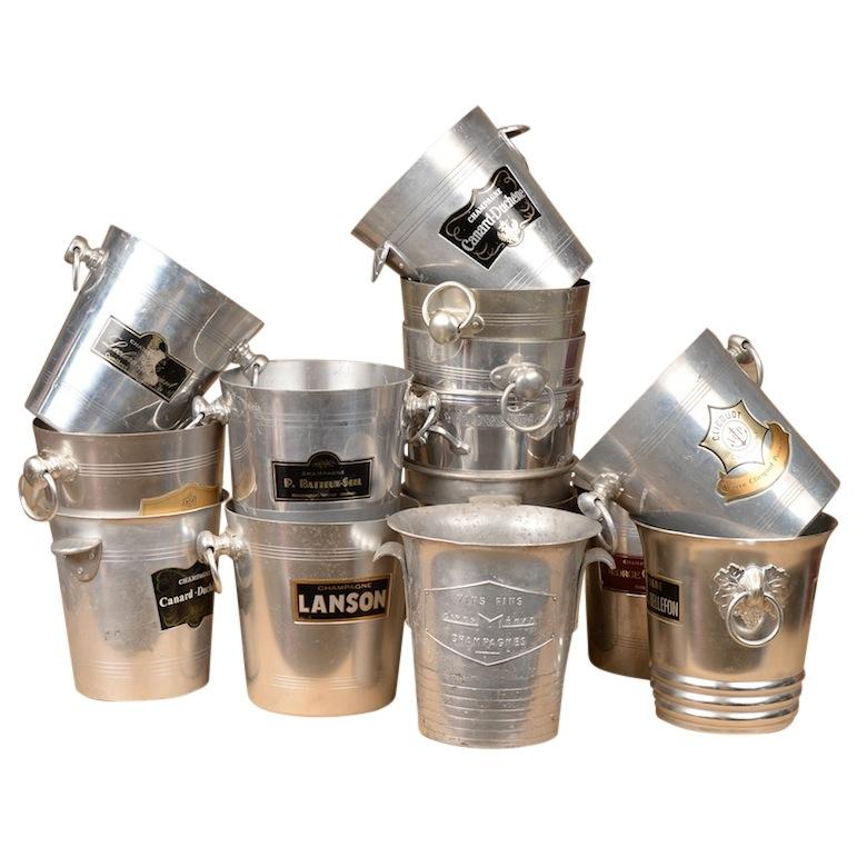 Lautrec Champagne Buckets