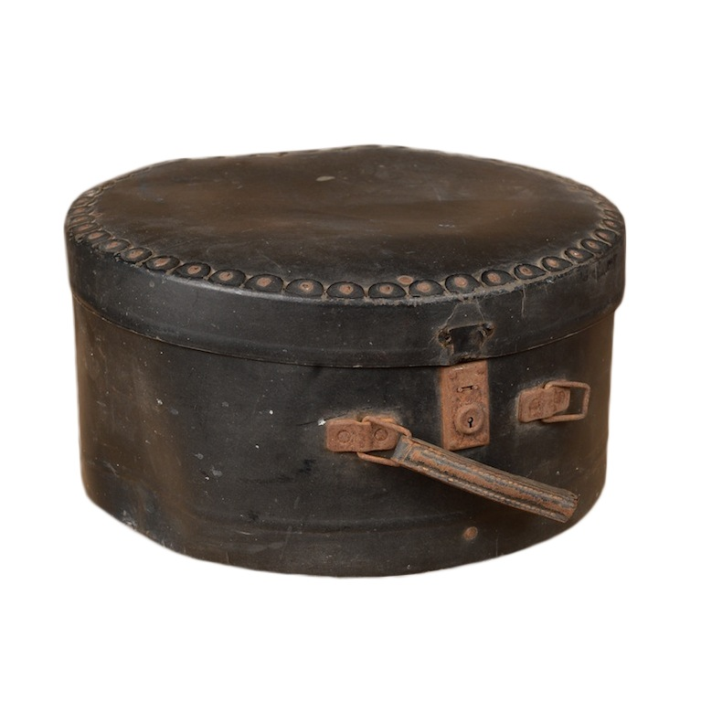 Martinod Hat Box