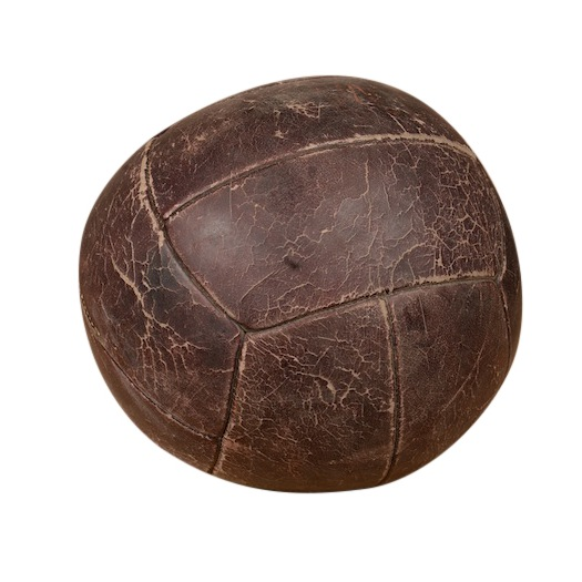 Charlemagne Leather Ball