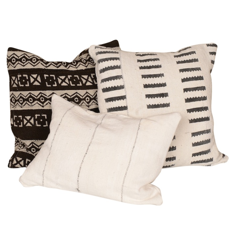 Chikondi Pillows (set of 3)