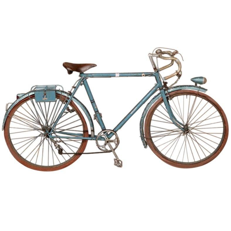 Joel Blue Bicycle