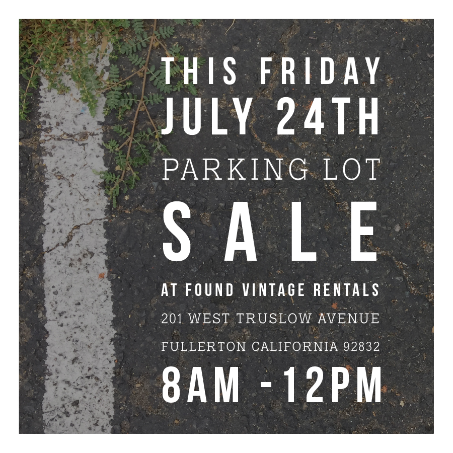 tw parking lot sale