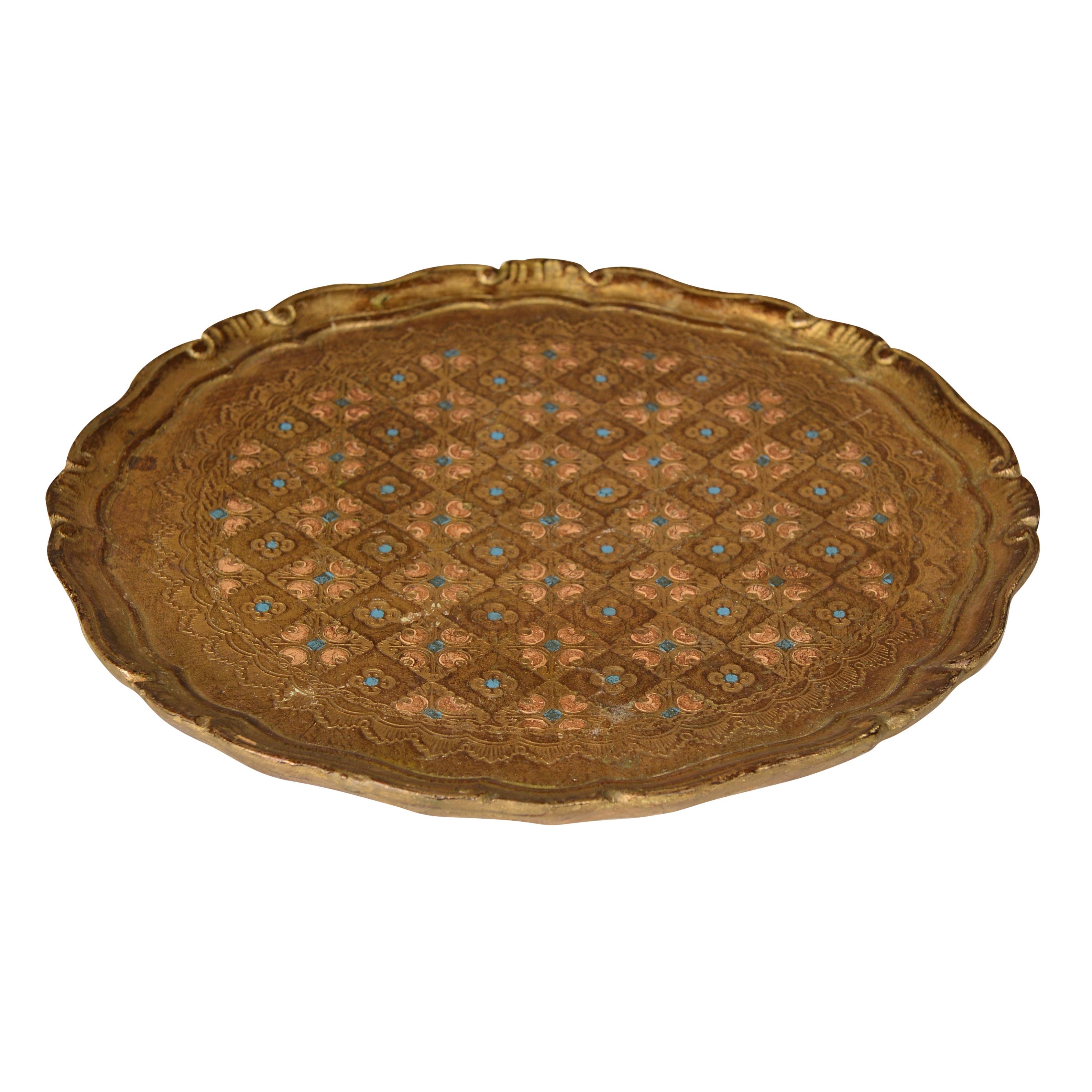 Mera Gold Tray