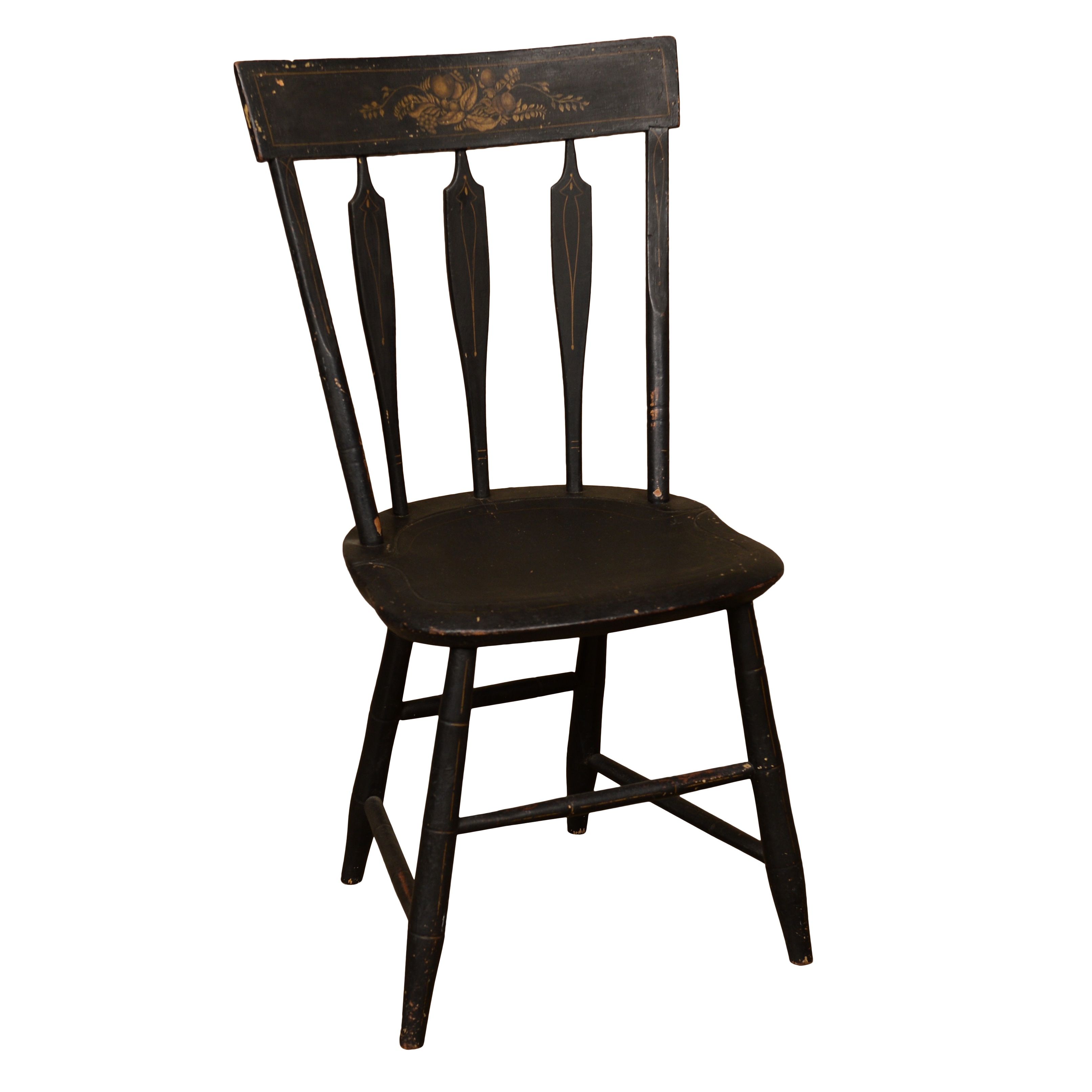 Fiore Black Chairs
