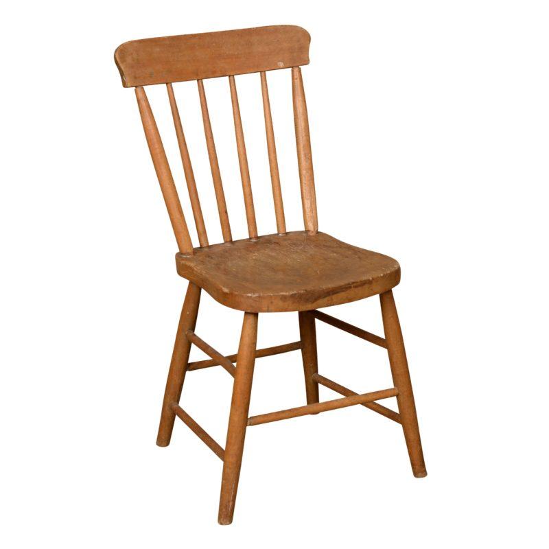 Mirko Wooden Chair