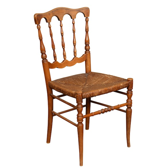 Aguina Wooden Chair