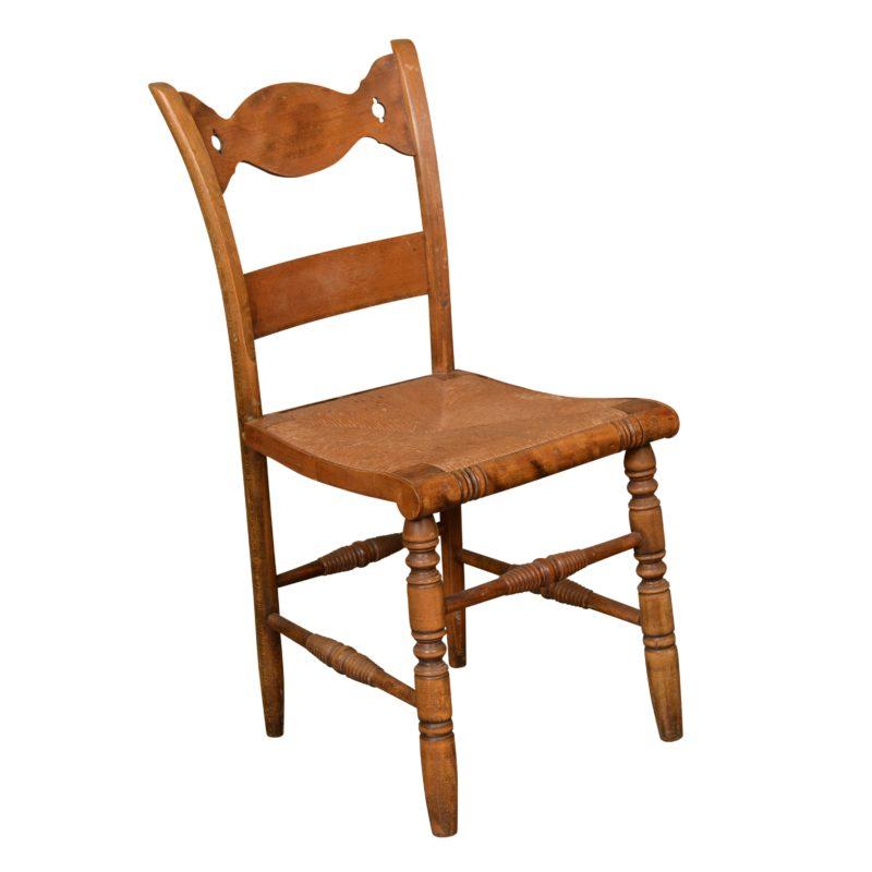 Terny Basket Weave Chair